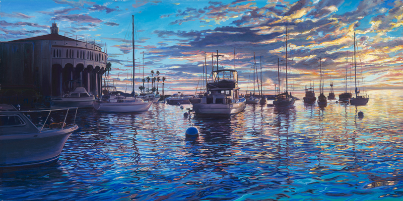 Ruth Mayer Fine Art Inc. Online Gallery. Click to Enter.