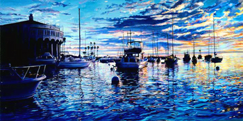 Catalina Heaven. Click here to see enlargement. © Ruth Mayer Fine Art.