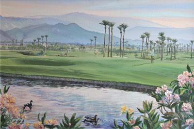 Sun City. Click here to see enlargement. © Ruth Mayer Fine Art.